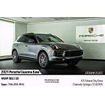 2021 Porsche Cayenne for sale 101567857