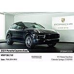 2021 Porsche Cayenne for sale 101573932