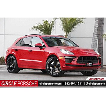 2021 Porsche Macan Turbo for sale 101402085