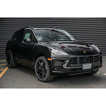 2021 Porsche Macan Turbo for sale 101424481