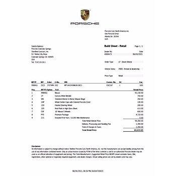 2021 Porsche Macan for sale 101567854