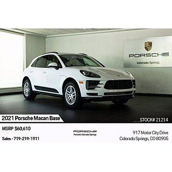2021 Porsche Macan for sale 101567855