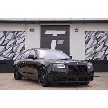 2021 Rolls-Royce Ghost for sale 101624717