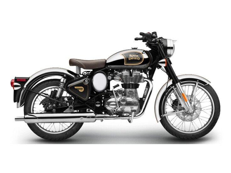2021 Royal Enfield Classic 500 Chrome specifications