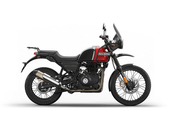 2021 Royal Enfield Himalayan Base specifications