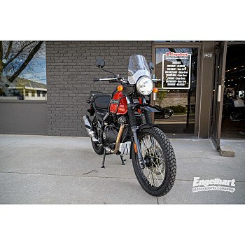 2021 Royal Enfield Himalayan for sale 201077958