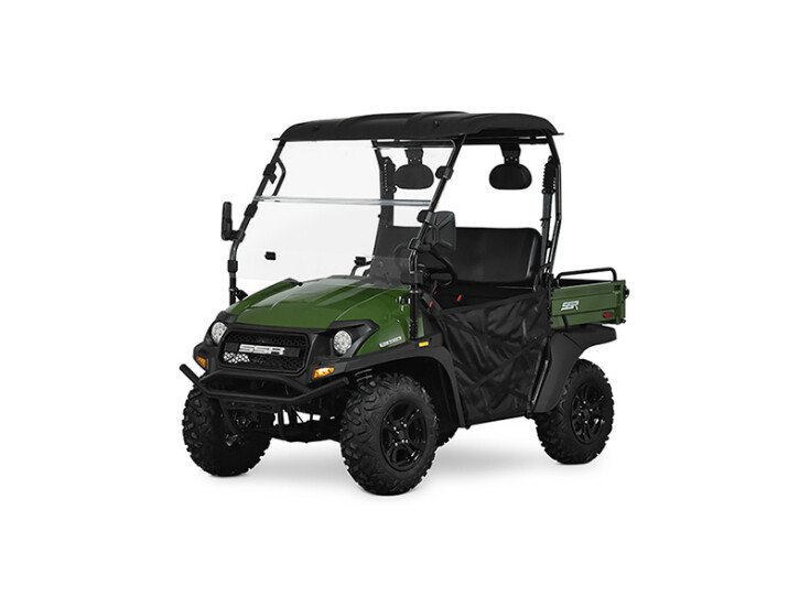 2021 SSR Bison 200U specifications