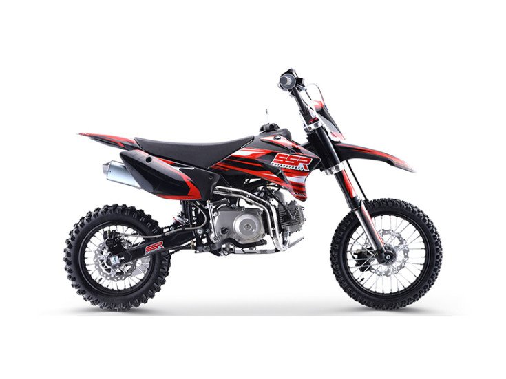 2021 SSR SR110 110TR specifications