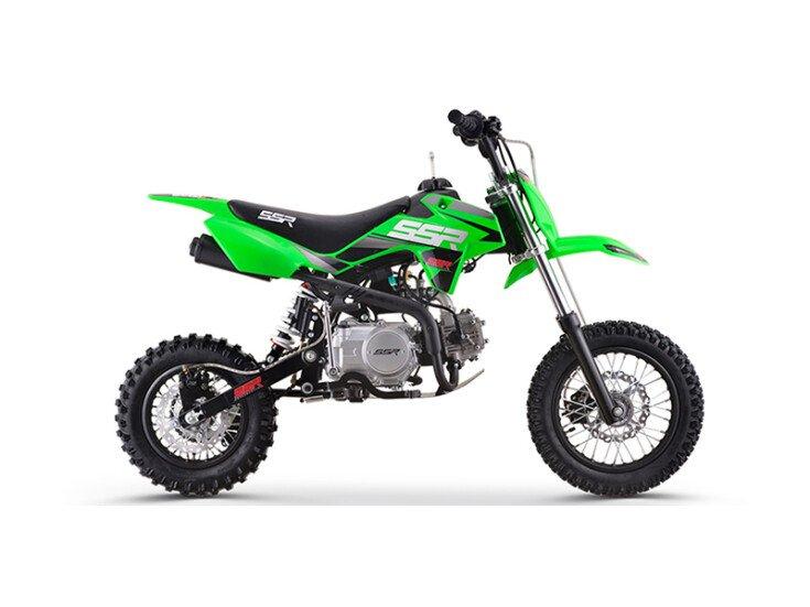 2021 SSR SR110 Base specifications