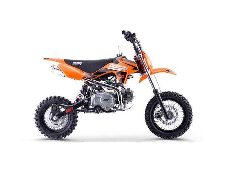 2021 SSR SR110 DX specifications