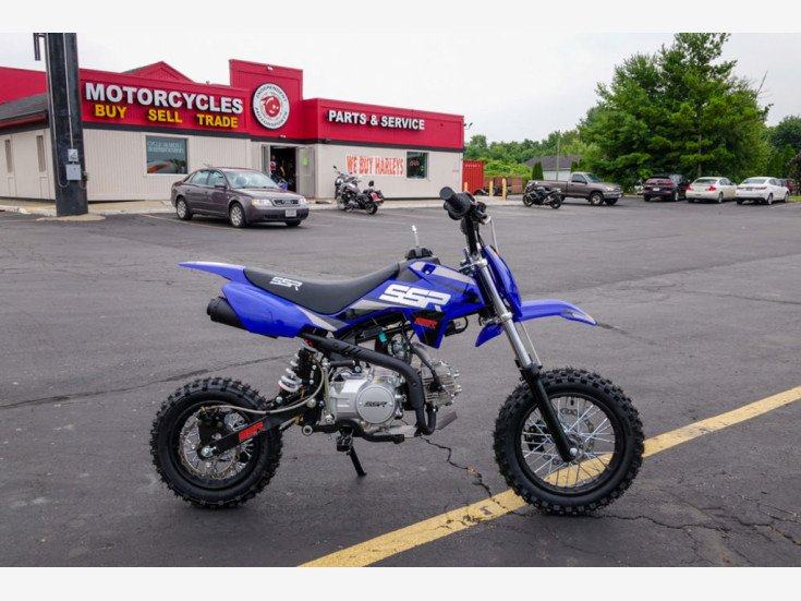 2021 Ssr Sr110 For Sale Near Columbus Ohio 43207 Motorcycles On Autotrader