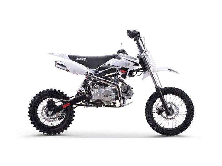 2021 SSR SR125 SEMI specifications