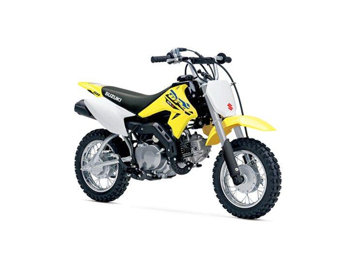 2021 Suzuki DR-Z110 50 specifications