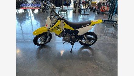 2021 Suzuki DR-Z50 for sale 201021447