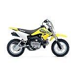 2021 Suzuki DR-Z50 for sale 201123355