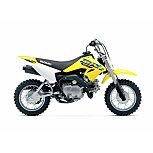 2021 Suzuki DR-Z50 for sale 201146601