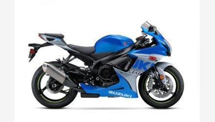 2021 Suzuki GSX-R600 for sale 201004731