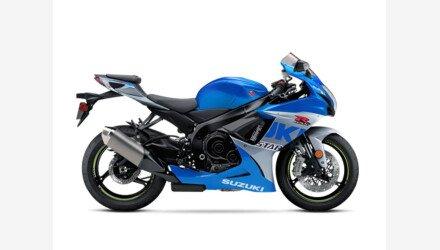 2021 Suzuki GSX-R600 for sale 201033184