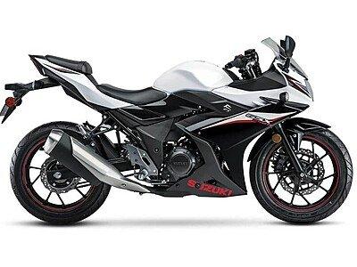 2021 Suzuki GSX250R for sale 201175116