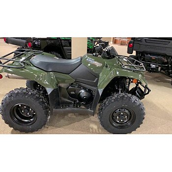 2021 Suzuki KingQuad 400 ASi for sale 200987317