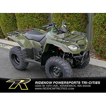 2021 Suzuki KingQuad 400 FSi for sale 201022092