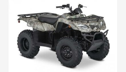 2021 Suzuki KingQuad 400 ASi for sale 201051293