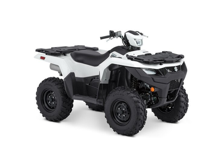 2021 Suzuki KingQuad 500 AXi Power Steering specifications