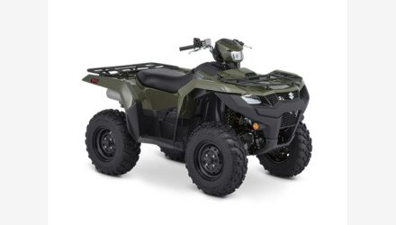2021 Suzuki KingQuad 500 for sale 201021673