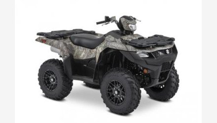 2021 Suzuki KingQuad 500 for sale 201025695