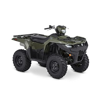 2021 Suzuki KingQuad 500 AXi Power Steering with Rugged Package for sale 201032806