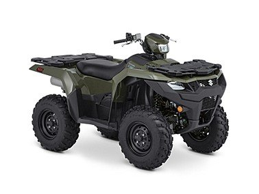 2021 Suzuki KingQuad 500 for sale 201076751