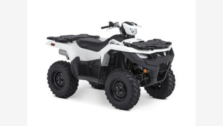 2021 Suzuki KingQuad 500 for sale 201014641