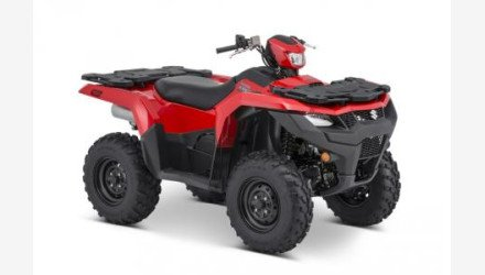 2021 Suzuki KingQuad 500 for sale 201026375