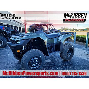 2021 Suzuki KingQuad 750 for sale 201013613
