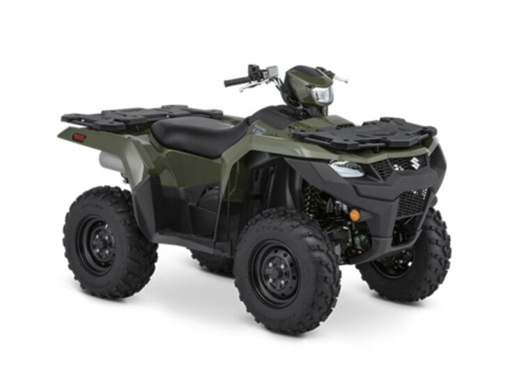 2021 Suzuki KingQuad 750 AXi for sale 201080919
