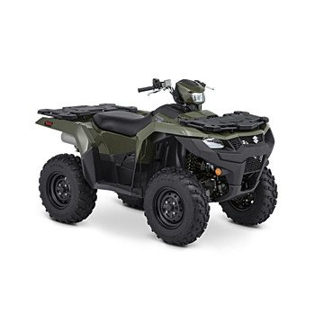 2021 Suzuki KingQuad 750 AXi Power Steering for sale 201083959