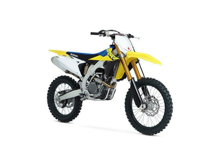 2021 Suzuki RM-Z250 250 specifications
