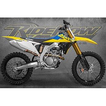 2021 Suzuki RM-Z250 for sale 201032234
