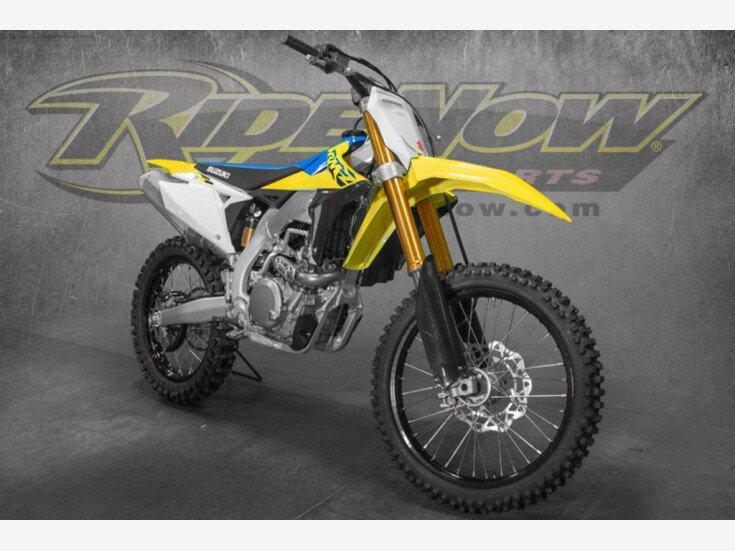 2021 Suzuki RM-Z450 for sale 201058195