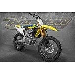 2021 Suzuki RM-Z450 for sale 201146612