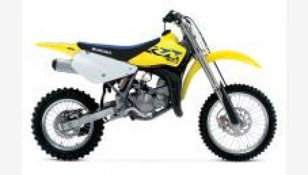 2021 Suzuki RM85 for sale 201025044