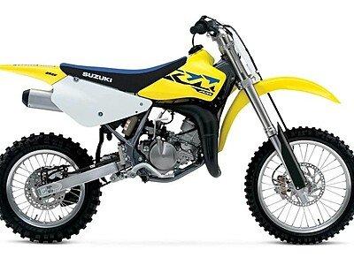 2021 Suzuki RM85 for sale 201175121