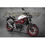 2021 Suzuki SV650 for sale 201146614