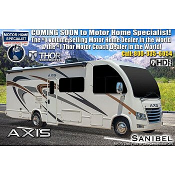 2021 Thor Axis 24.1 for sale 300236235