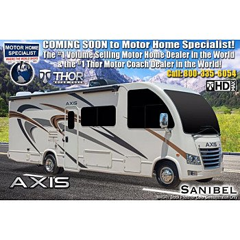 2021 Thor Axis 24.1 for sale 300236251