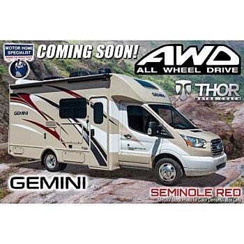 2021 Thor Gemini for sale 300236227
