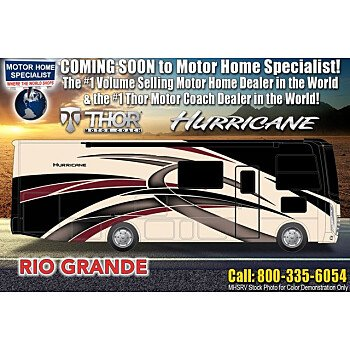 2021 Thor Hurricane 34J for sale 300249411