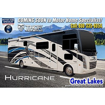 2021 Thor Hurricane 35M for sale 300249417