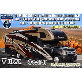2021 Thor Omni for sale 300236520