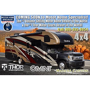 2021 Thor Omni for sale 300248380